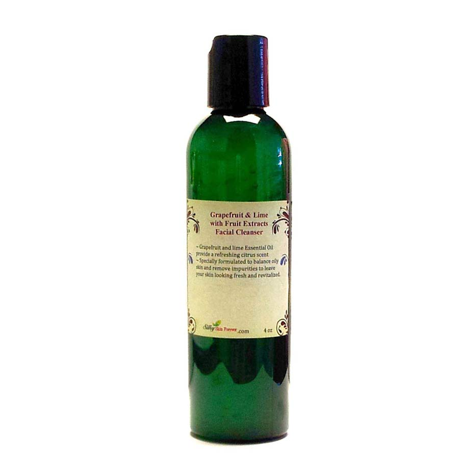 Grapefruit & Lime with Fruit Extracts Facial Cleanser 4oz