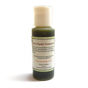 Pure Organic Tamanu Oil