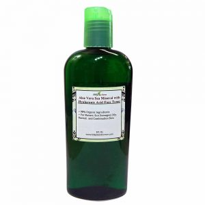 Aloe Sea Mineral Toner 8oz