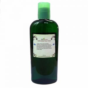 Antioxidant Aloe Vera Face Toner 8 oz