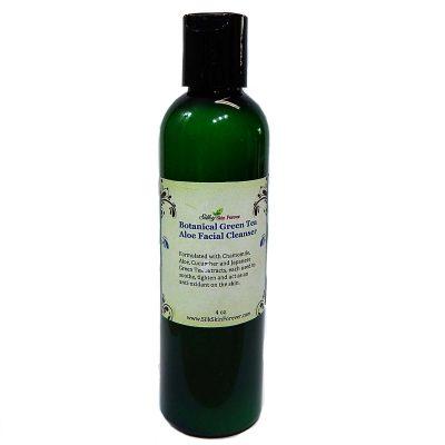 Botanical Freen Tea Cleanser 4oz