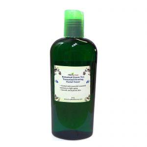 Botanical Green Tea Tamarind Firming Facial Toner 8oz