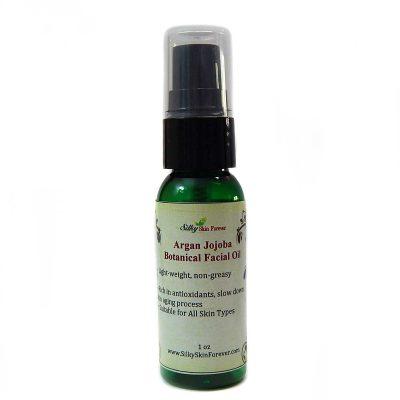 Argan Jojoba Botanical Face Oil